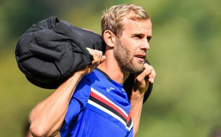 Strinic training Sampdoria Twitter