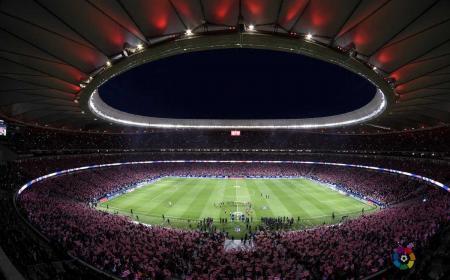 Wanda Metropolitano Twitter Liga
