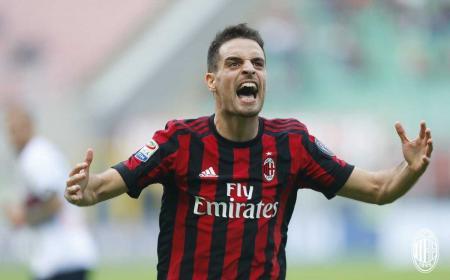 Bonaventura esultanza Milan Twitter