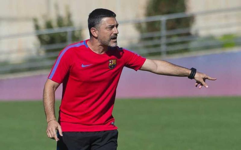Garcia Pimienta sito uff Barcellona