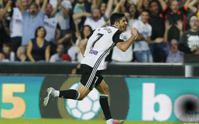 Guedes Twitter uff Valencia