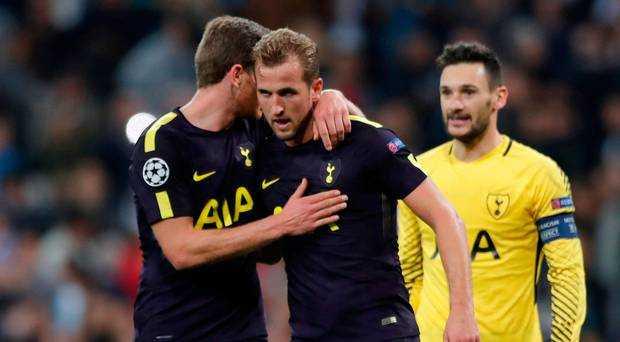 Kane Real Tottenham Foto Independent