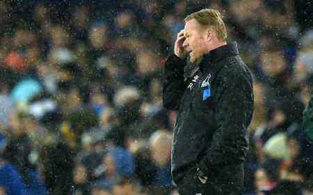 Koeman Everton Foto Independent