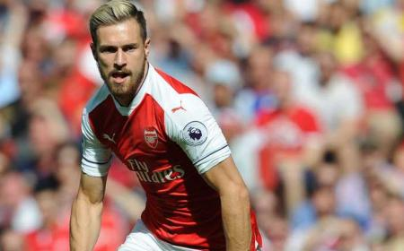 Ramsey Aaron Arsenal Foto Daily Star