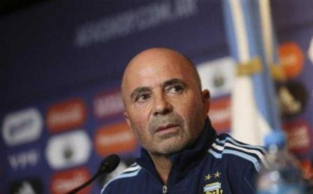 Sampaoli Argentina Foto the new paper