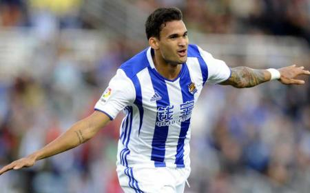 Willian José Real Sociedad Foto: Marca