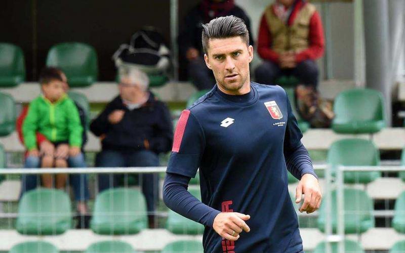 Zukanovic Foto Genoa sito ufficiale