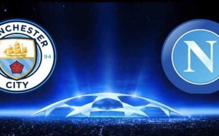 Manchester City-Napoli