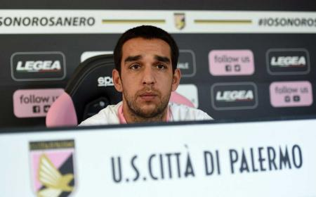 Bellusci conferenza Palermo Twitter