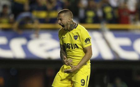 Benedetto Dario 17-18 Foto Boca Juniors Twitter