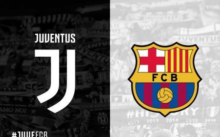 Juventus-Barcellona Twitter Juve