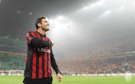 Kaka Twitter ufficiale Milan