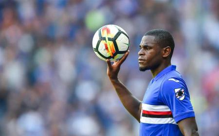 Zapata Duvan 17-18 1 Sampdoria Twitter