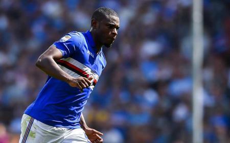Zapata Duvan 17-18 Sampdoria Twitter
