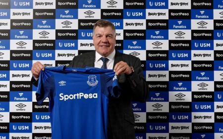 Allardyce Twitter Everton