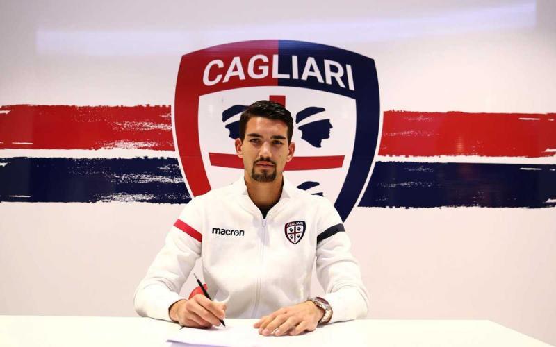 Crosta rinnovo Cagliari Twitter
