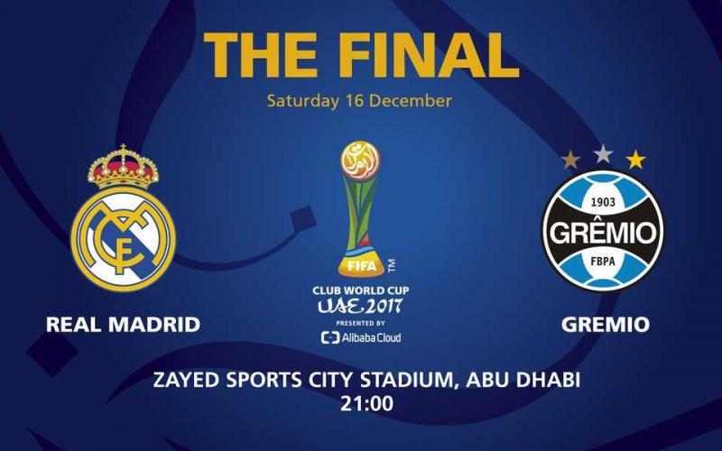 Real Madrid-Gremio