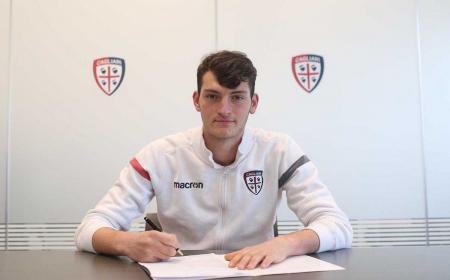 Daga firma Cagliari Twitter