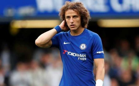David Luiz Chelsea 17-18 Foto mykhel