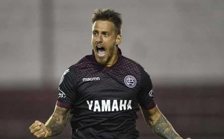 Denis German Lanus Foto ARG Noticias