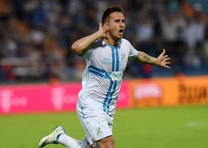 Gavranovic Twitter Goal Hrvatska