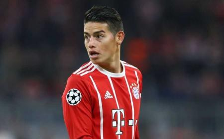 James Rodriguez Bayern Monaco Foto beinsports