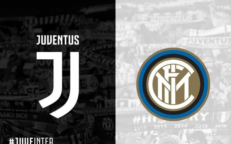 Juve Inter formazioni