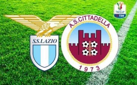 Lazio Cittadella grafica Coppa Italia Foto Cittadella Twitter