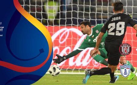 Pachuca Al-Jazira Fifa Twitter