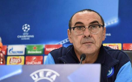 Sarri conferenza Champions League Twitter Napoli