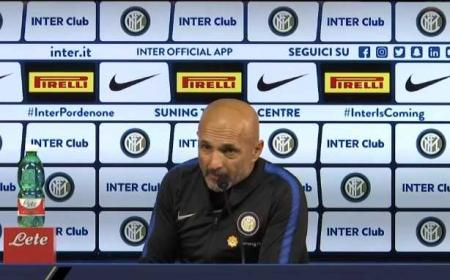 Spalletti conferenza Foto screenshot Inter You Tube