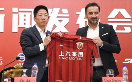 Vitor Pereira Shanghai SIPG Twitter