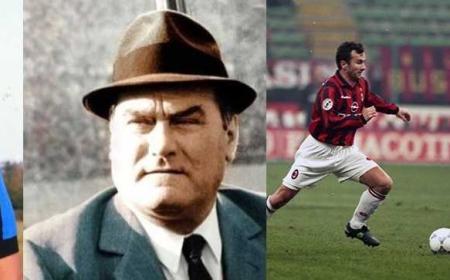 collage derby Milano coppa Italia