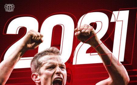 Bender rinnovo 2021 Bayer Leverkusen Twitter
