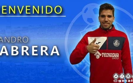 Cabrera annuncio Getafe
