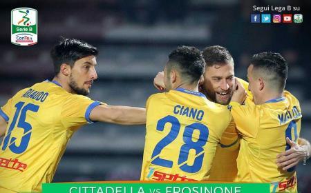 Cittadella Frosinone 1-2