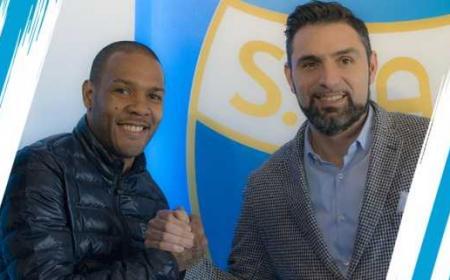 Everton Luiz annuncio Spal sito ufficiale
