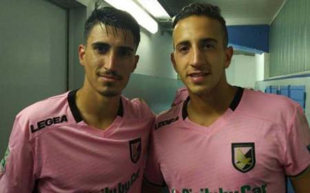 Fiordilino e Accardi Palermo Twitter