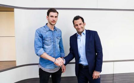 Goretzka annuncio Bayern Monaco