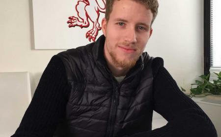 Gustafson firma Perugia sito ufficiale