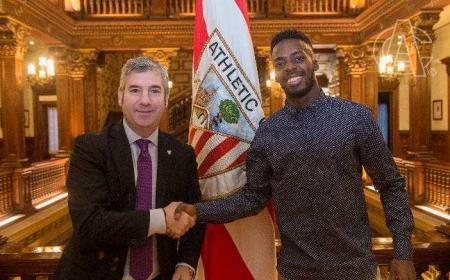 Iñaki Williams rinnovo Athletic Bilbao Twitter