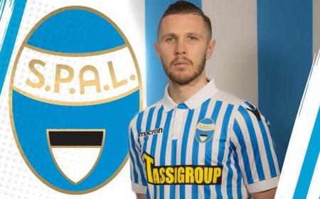 Kurtic Twitter ufficiale Spal