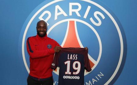 Lassana Diarra Twitter PSG