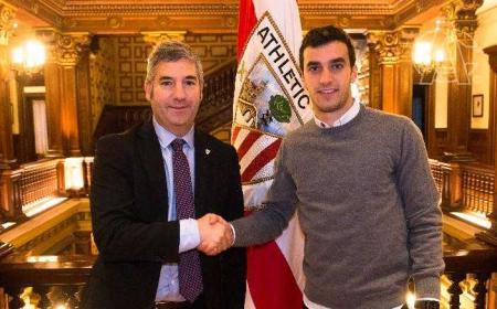 Lekue rinnovo Athletic Bilbao