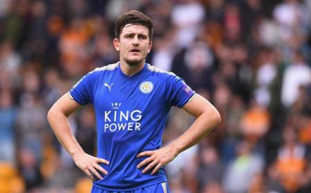 Maguire Leicester Foto Standard