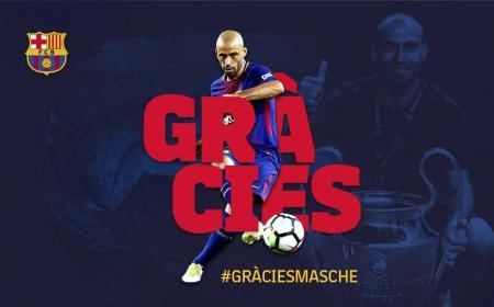 Mascherano sito uff Barcellona