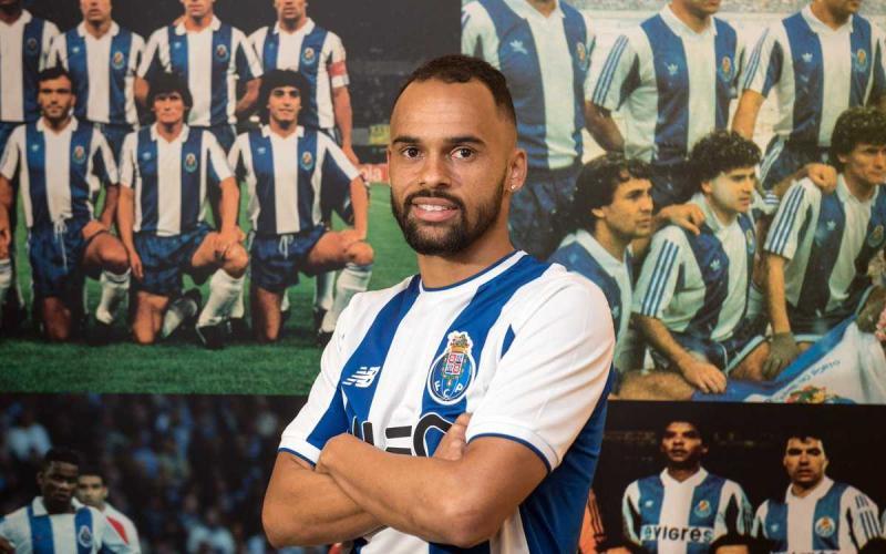 Paulinho Twitter Porto