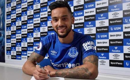 Walcott sito uff Everton