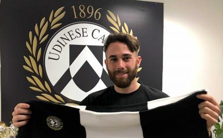 Zampano Twitter uff Udinese