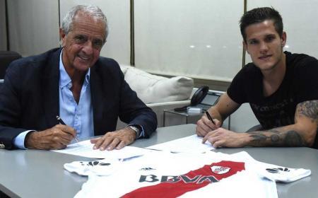 Zuculini annuncio River Plate